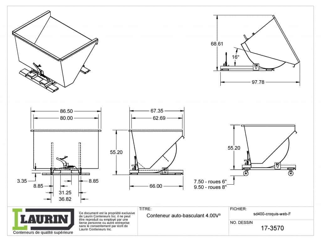 conteneur-auto-basculeur sd400-croquis-web