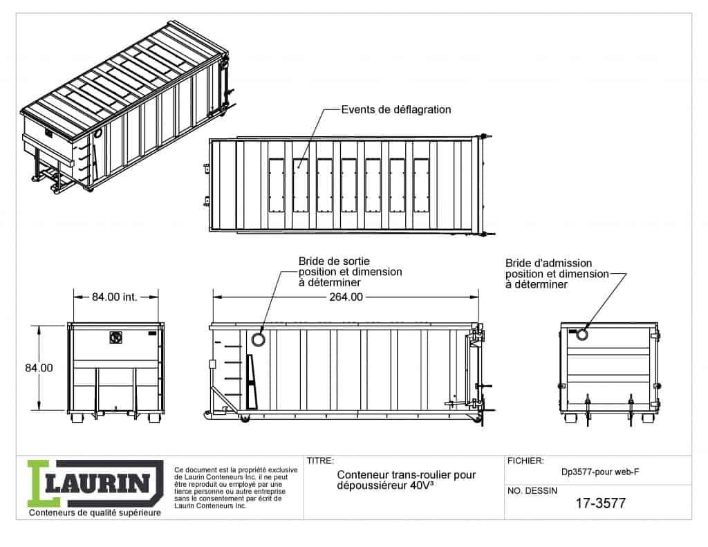 conteneur-trans-roulier-pour-depoussiereur-ass-dp3577
